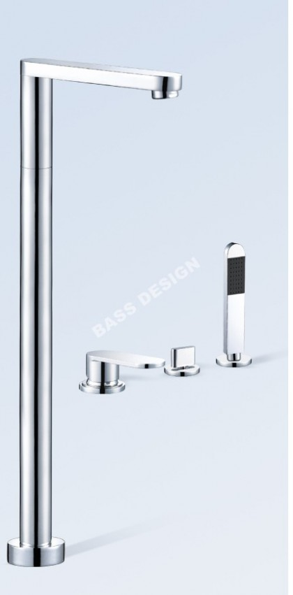Freestanding bath taps,Waterfall bath taps China manufacturer factory