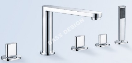 4 hole bath shower mixer,bath and shower mixer China manufacturer factory