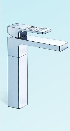 Deck Mounted Raised Basin Mixer China Manufacturer Factory
