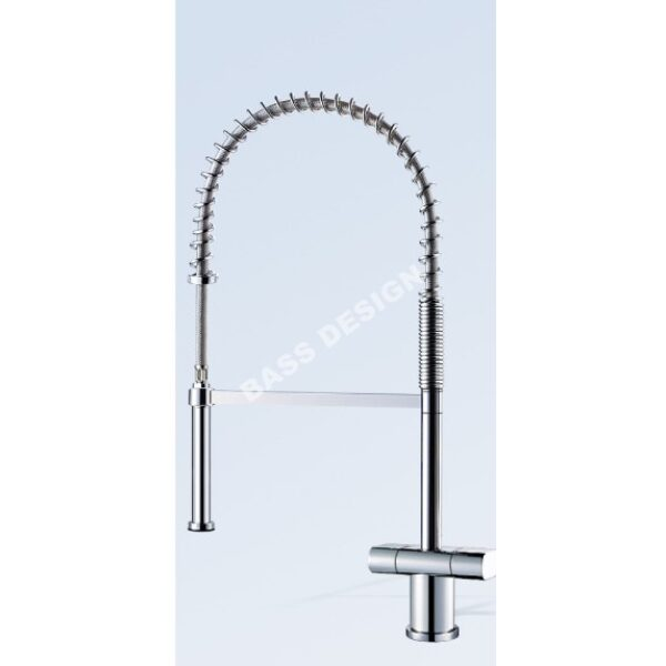 Kitchen pull out taps